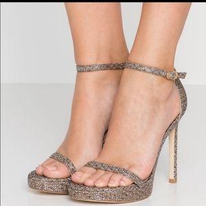 Stuart weitzman nudist disco sandals